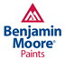 Benjamin Moore paints used